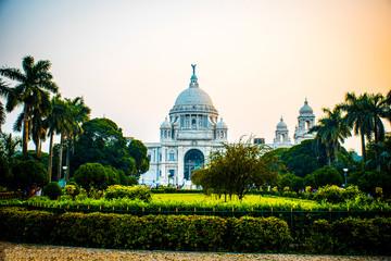 Victoria Memorial Hall Kolkata Papier Peint