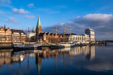 Bremen Weserpromenade