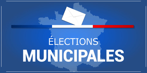 élections municipales 15 et 22 mars 2020