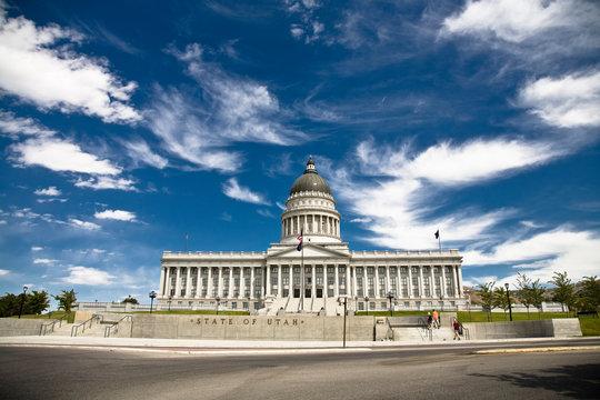 state of Utah building