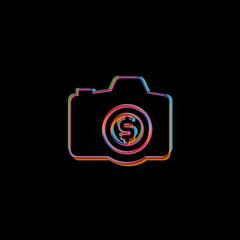 Photo Stock -  App Icon