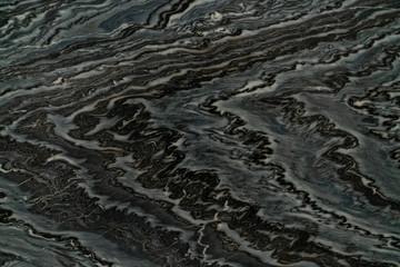 Canvas Prints black marble stone texture background