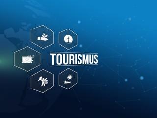 Tourismus Fototapete