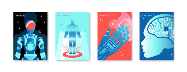 Future Technologies Four Posters