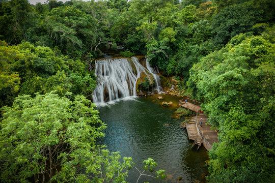 WATERFALL BONITO MS BRAZIL