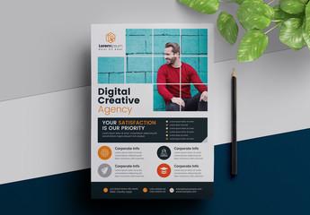 Creative Flyer Layout