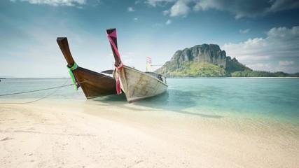 Fotomurales - Poda island in Krabi, Thailand