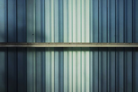 Full Frame Shot Of Corrugated Iron