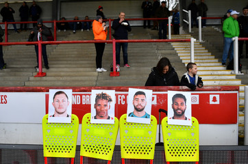FA Cup Fourth Round - Brentford v Leicester City
