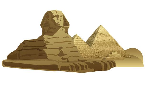 egyptian sphinx sculpture