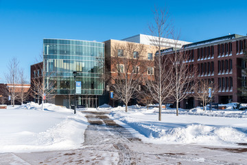 Centennial Hall at the University of Wisconsin-Eau Claire