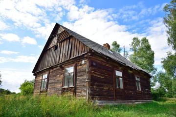 Fototapeta Old wooden house obraz