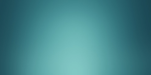 Fotobehang - Green-blue gradient abstract background. aurora wallpaper backdrop.
