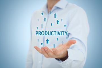 Coach motivate to productivity improvement