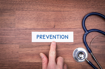 Doctor improve awareness of prevention