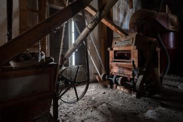 Keuken foto achterwand Oude verlaten gebouwen Old abandoned factory