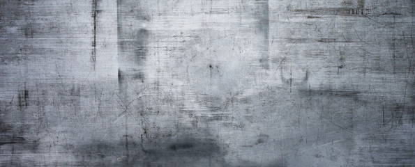 Fototapete - abstract metal background as background