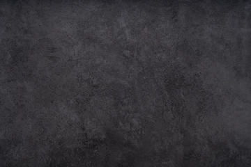 Natural dark gray granite stone texture background