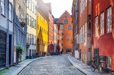 Kopenhagen, Dänemark Fotobehang