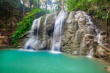 waterfall of island of Siquijor. Philippines Fototapete