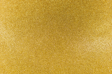 Golden shiny background. gold glitter texture christmas abstract background.