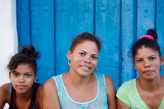 cuban family II , camaguey - cuba