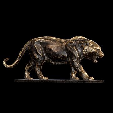 Tiger statuette