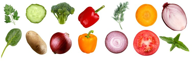Canvas Prints Fresh vegetables Vegetable.