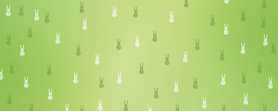 Beautiful Abstract easter wallpaper Decorative Spring Green background