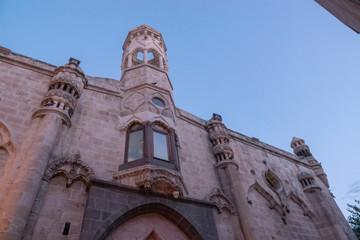 Church of the Twelve Apostles in Urfa