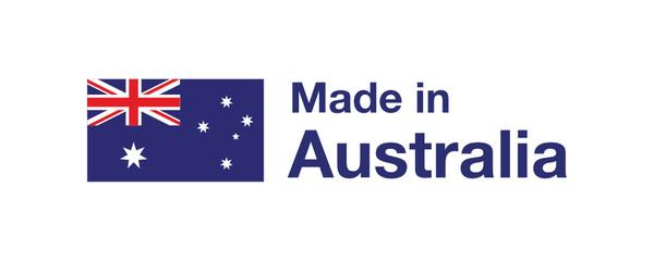 Made in Australia Icon Symbol