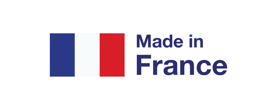 Made in France Icon Symbol