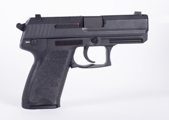 foto de arma de fuego