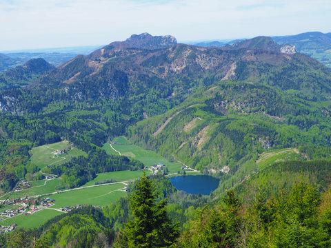 Salzkammergut - Wanderung auf den Schafberg