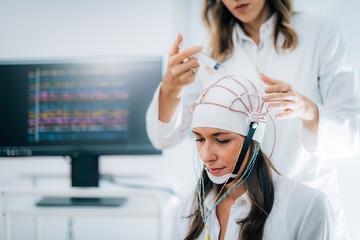 EEG Brainwave Scanning