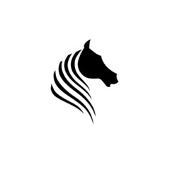 Horse logo collection
