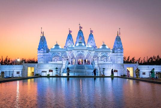 Houston Hindu Temple