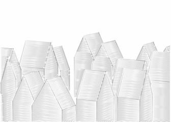 architecture houses 3d design