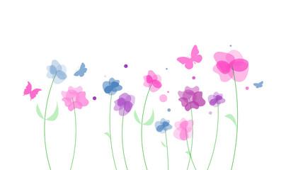 fiori, piante, primavera