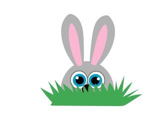 Obraz królik, Wielkanoc, święta, wiosna, kurczak, pisanka, ludzie, rodzina, baran, owca, zwierzątka, pisanka, bazie - fototapety do salonu