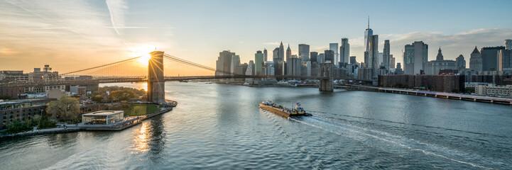 Fotomurales - New York City panoramic view