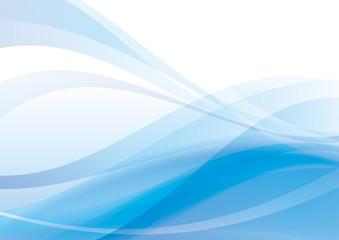 抽象 曲線 背景 青