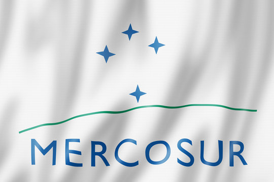 Mercosur flag, Southern Common Market