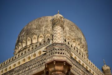 7 Tombs of Hyderabad, India Sultan Quli Qutb Mulk's tomb was built in 1543. Fototapete