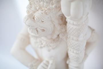 白い像(東南アジア風)