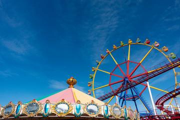 Foto op Aluminium Amusementspark 遊園地