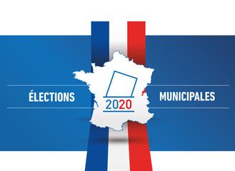 2020 élections municipales en France