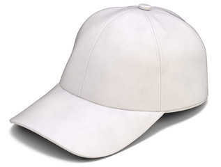 Baseball cap isolated on white background