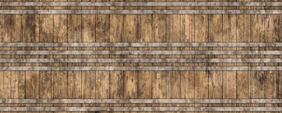 beer barrel wooden texture background
