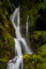 Waterflow in Oregon - Oregon Waterfall